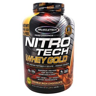 Nitro Tech 100% Whey Gold...
