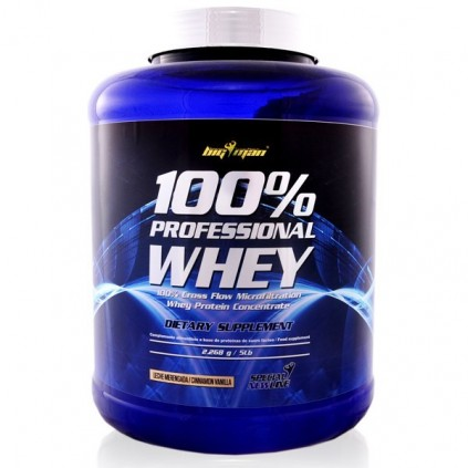 100% Professional Whey Big Man 2,3 Kg