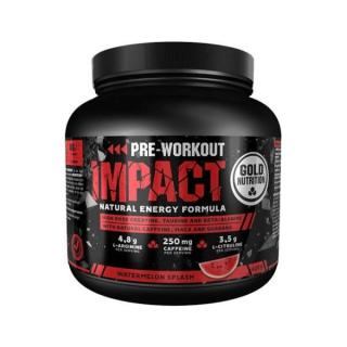 Pre-Workout Impact...