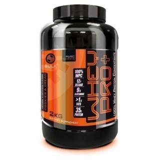 Whey Pro+ Bulk Nutrition 2 Kg