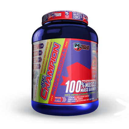 Champion Professional Muscle Force 2,5 Kg