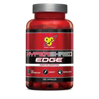 Hypershred Edge BSN 100 caps