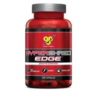 Hypershred Edge BSN 100 caps