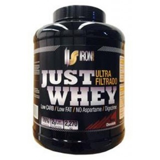 Just Whey Protein Iron...