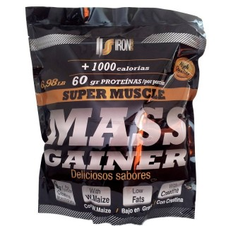 Super Muscle Mass Gainer...