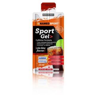 Sport gel Caffeine cola...