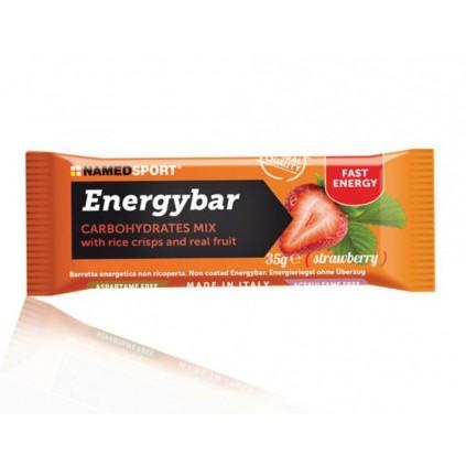 Energybar Named Fresa 35 gr