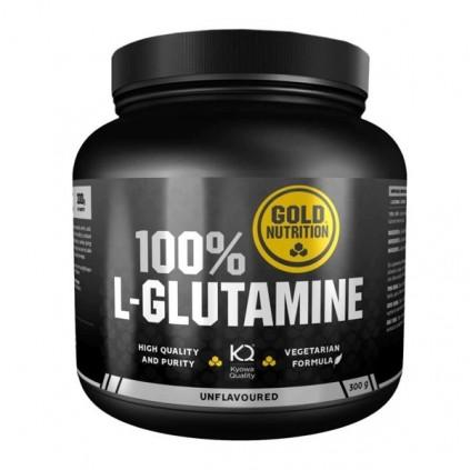 100% L-glutamine Goldnutrition 300g