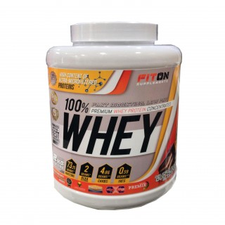 Whey Fit On Supplement