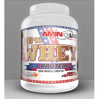 100 Whey Protein Aminolab...