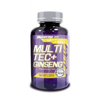 Multitec + Ginseng...