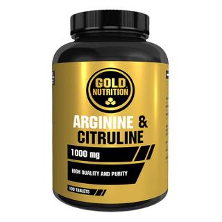 Arginina + Citruline...