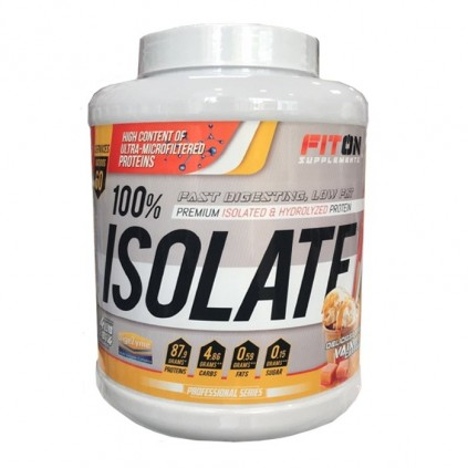 ISO Fit On Supplement 1,8 Kg