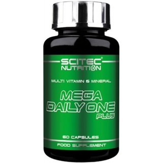 Mega Daily One Plus Scitec...