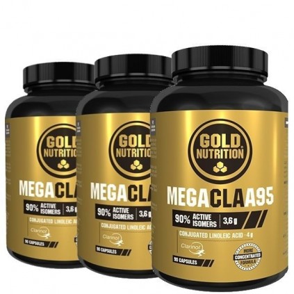 Mega CLA A95 Gold Nutrition 90 caps