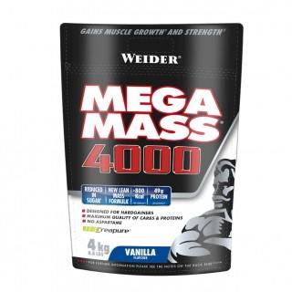 Mega Mass 4000 Weider 4 Kg