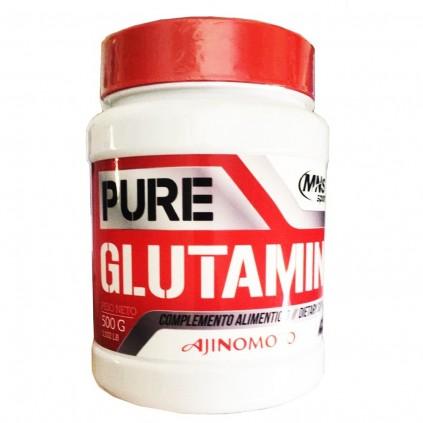 Pure Glutamine Mns Sport 500 gr