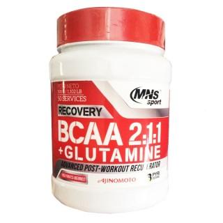 Glutamina + BCAA 2:1:1 Mns...
