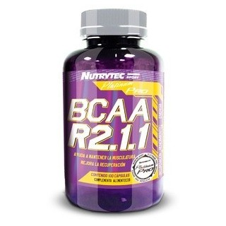 BCAA'S R2.1.1 Nutrytec...