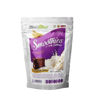 Oat Smoothie Menu Fitness 1 Kg