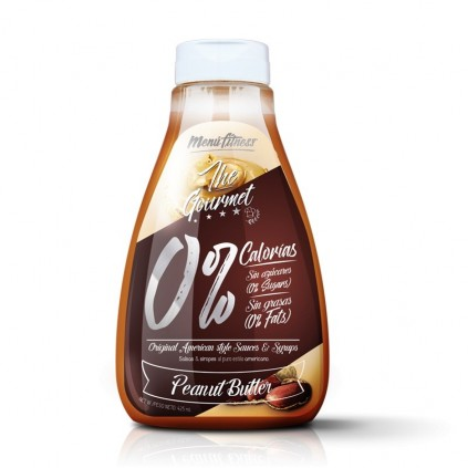 MF The Gourmet Cacahuete 0% 425 ml