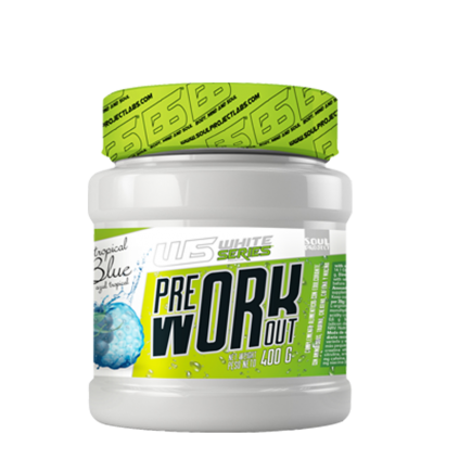 Pre-work out Soul Project 400 gr