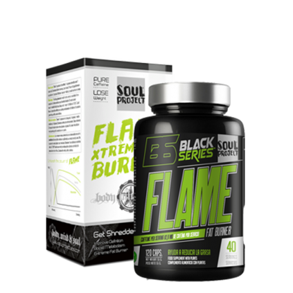 Flame Xtreme Fat Burner Soul Project 120 caps