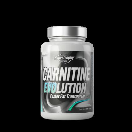 L carnitine Hypertrophy nutrition 60 caps