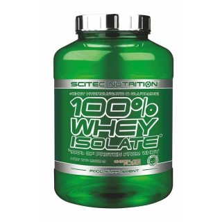 Whey Isolate de Scitec...