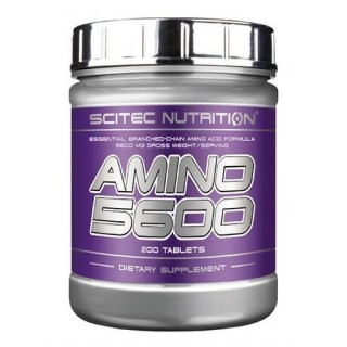 Amino 5600 Scitec Nutrition...