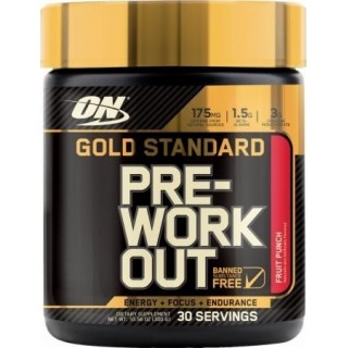 Gold Standard Pre-Workout...