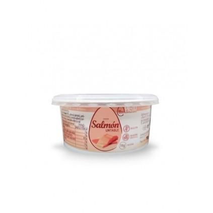 Crema Untable Proteica Salmón PR-OU 110 gr