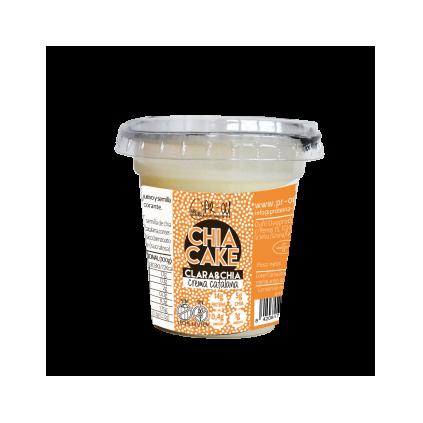 Tarrina clara de huevo piña colada PR-OU 120 gr