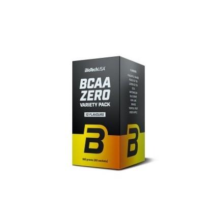 BCAA ZERO Variety Pack 20 Serv. Biotech USA