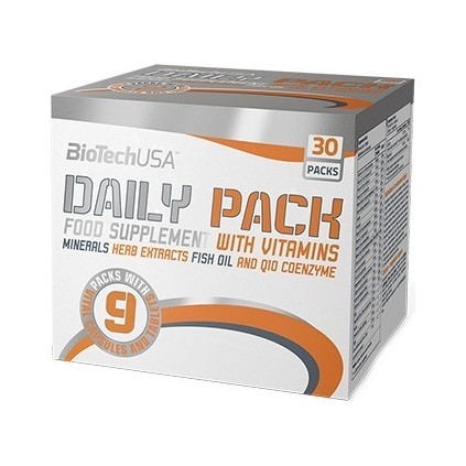 BioTechUSA Daily Pack 30 packs