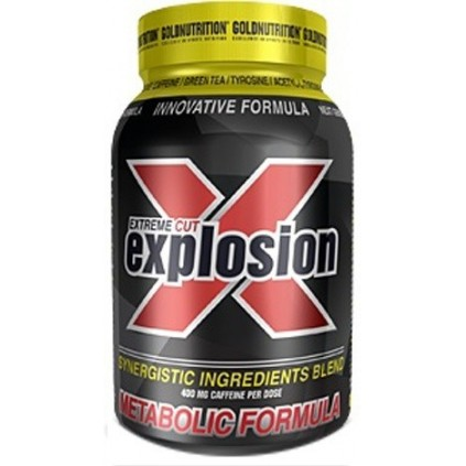Extreme Cut Explosion GoldNutrition 120 caps