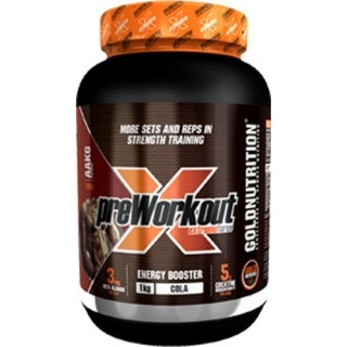Pre-Workout Extreme Force...
