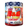 B&G BCAAS 12:1:1 + Glutamina Big 400 gr