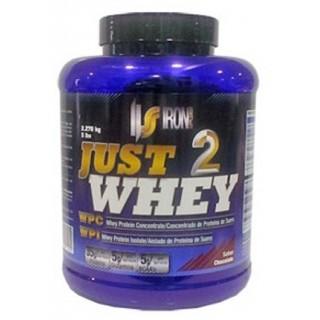 Just 2 Whey Protein Iron...