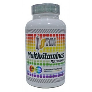 Multivitaminas Iron...