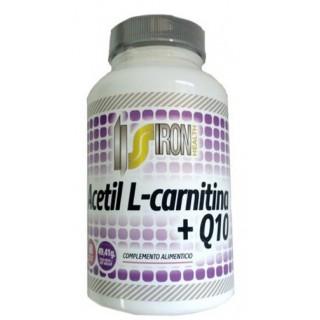 Acetil L-Carnitina + Q10...