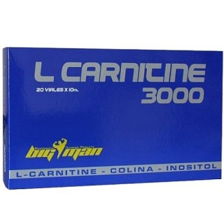 L-Carnitina 3000 Big Man 20...