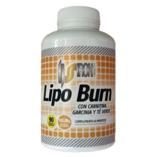 Lipo Burn Iron Supplement...