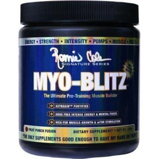 MYO-BLITZ Ronnie Coleman...