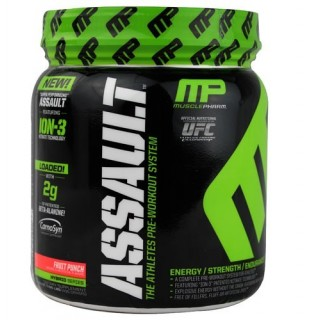 Assault Musclepharm 435 gr