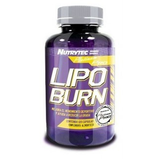 Lipo Burn Nutrytec Sport...