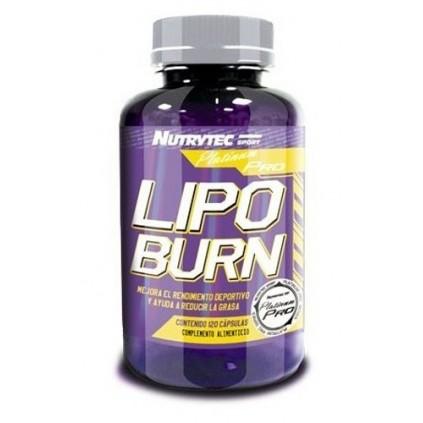 Lipo Burn Nutrytec Sport 120 caps