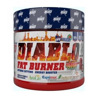 DIABLO Fat Burner de Big...