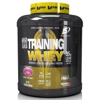 Training Whey Iron...