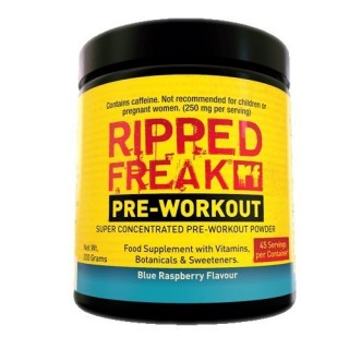 Ripped Freak Pre-Workout...